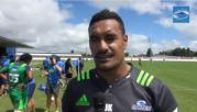 Blues  Captain Kaino returns to training | Super Rugby Video Highlights